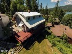 See details of waterfront property in Flathead County, MT